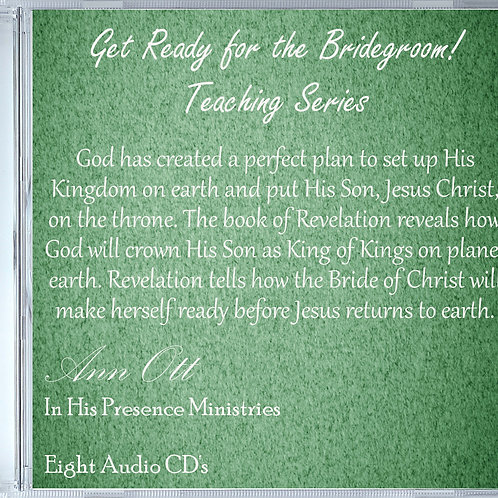 Get Ready for the Bridegroom!