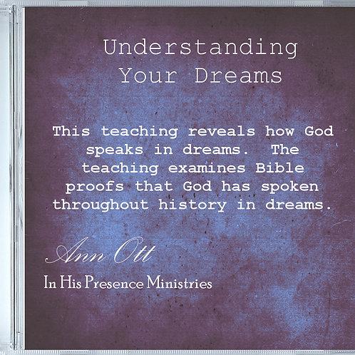 Understanding Your Dreams Audio (CD)