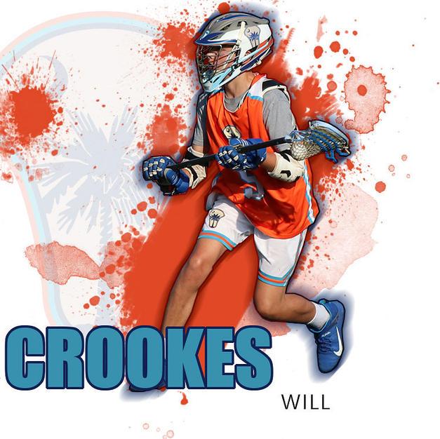 Will Crookes - Attack - 2022