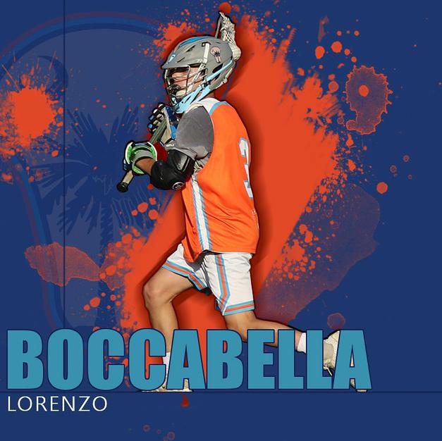 Lorenzo Boccabella - Attack - 2022