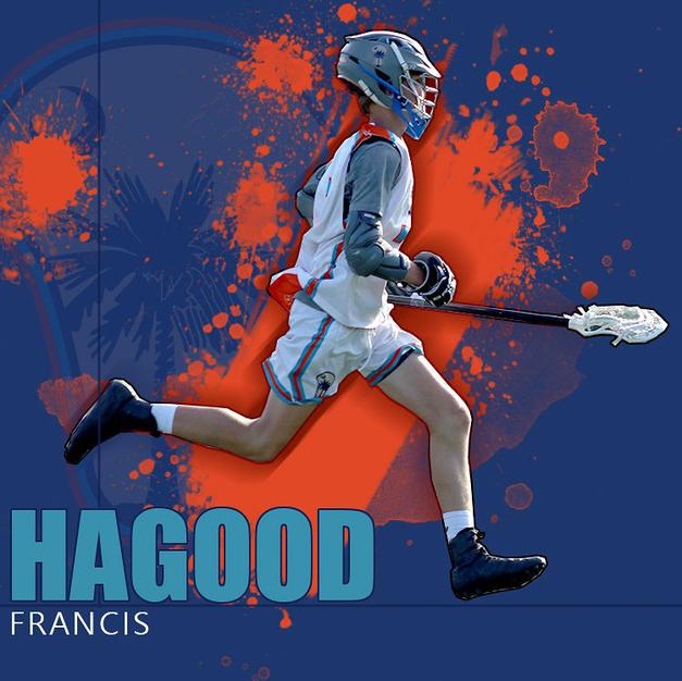 Francis Hagood - Attack - 2022