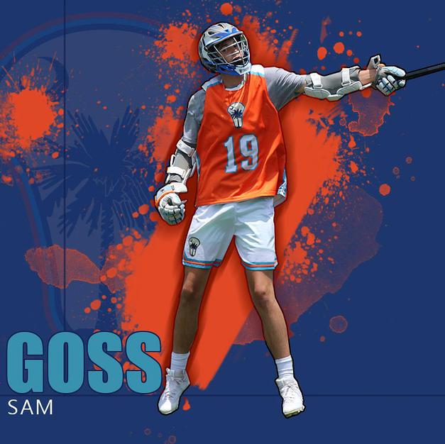 Sam Goss - Attack - 2022