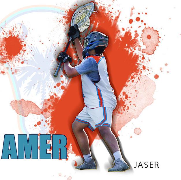 Jaser Amer - Goalie - 2023