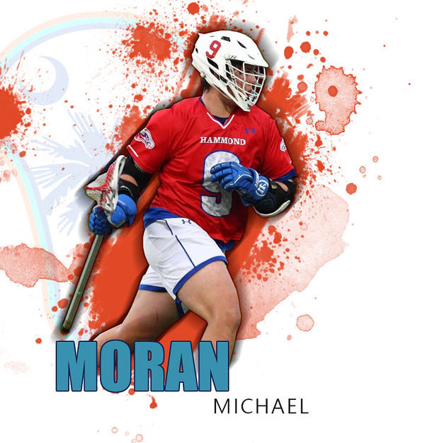 Michael Moran - Attack - 2022