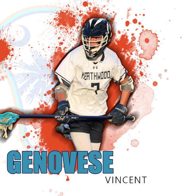 Vincent Genovese - Defense - 2022