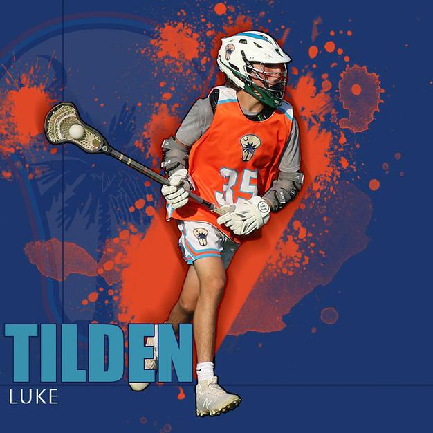 Luke Tilden - Midfield - 2022