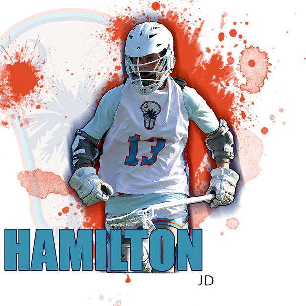 JD Hamilton - Attack - 2022