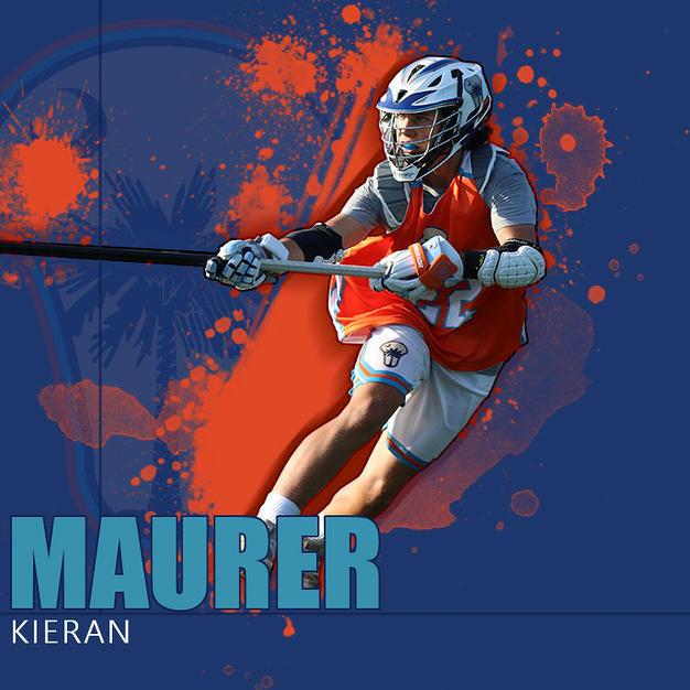 Kieran Maurer - Defense - 2022