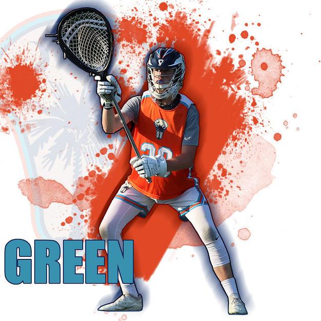 Lucas Green - Goalie - 2022