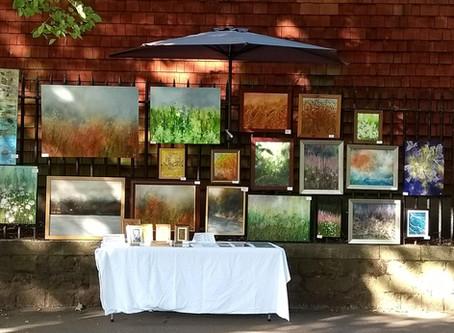 York River Art Market  - August 25th