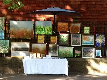 York River Art Market  - August 25th