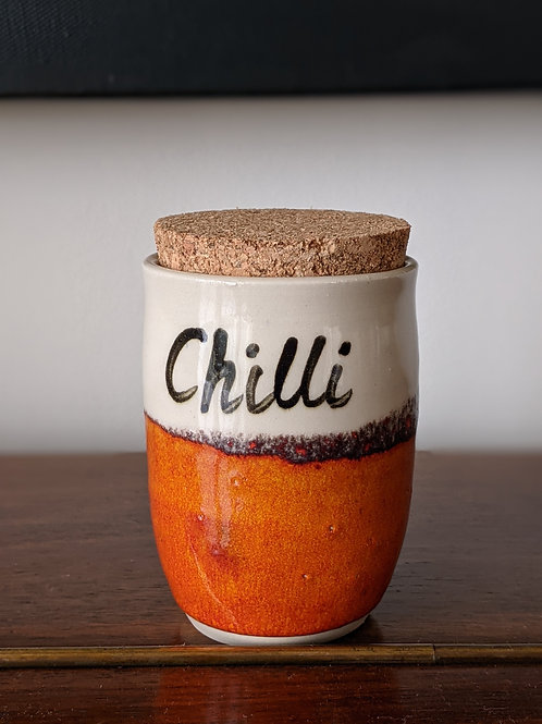Spice jar - chilli