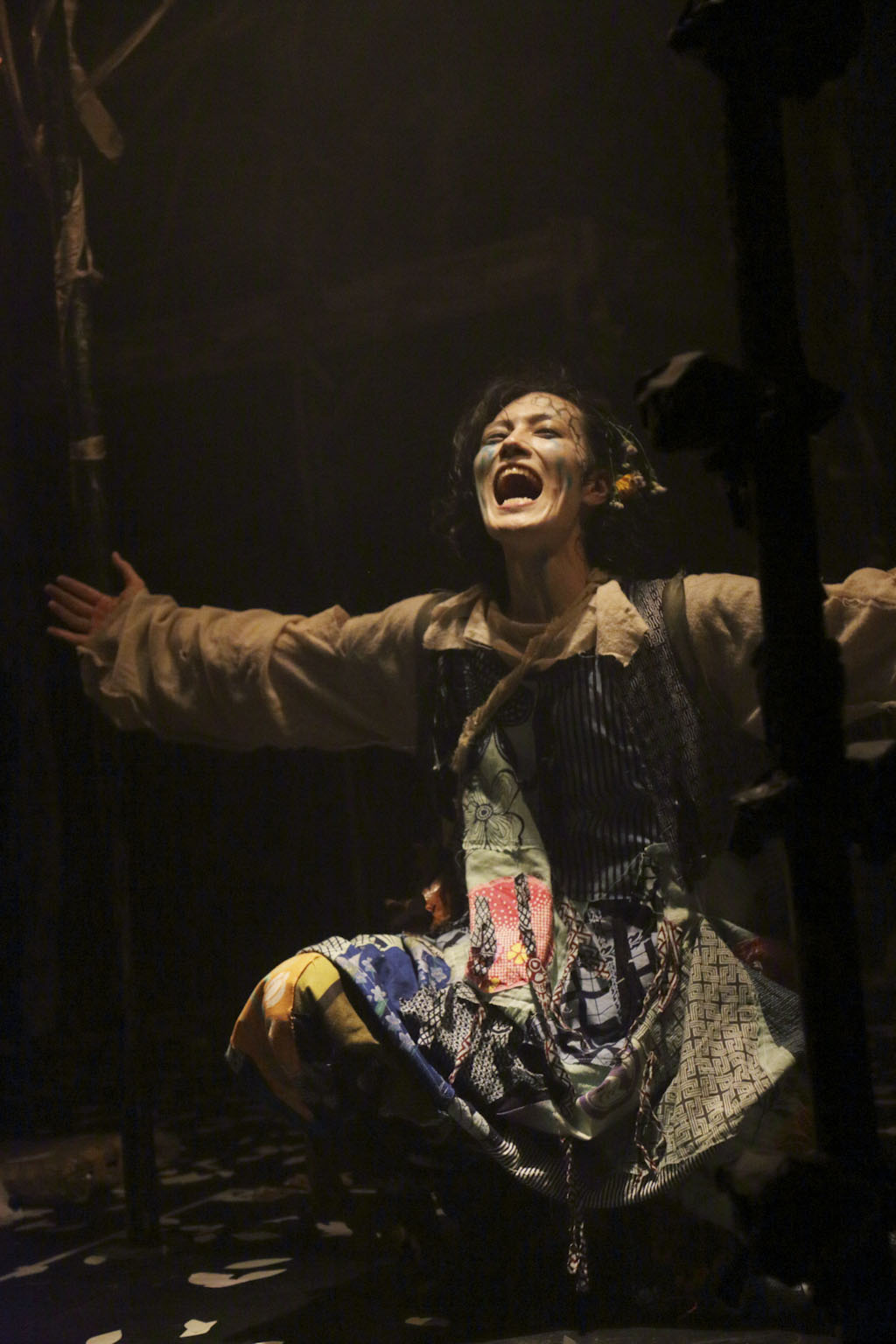 おぼんろ第10回本公演「ビョードロ~月色の森で抱きよせて~」