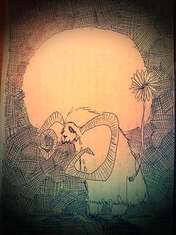『歩く羊』