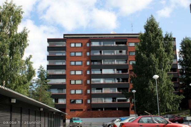 Vuokra-asunto yksiö Aatoksenkatu 8, 40720 Jyväskylä