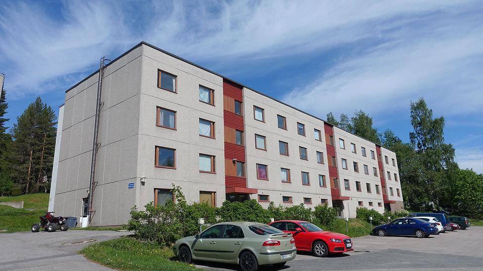 Suvantotie 4, 40200 Jyväskylä