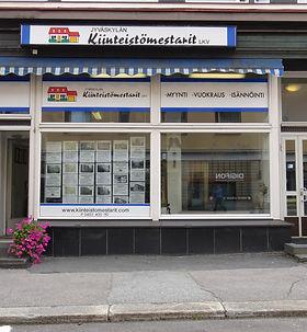 Jyväskylän Kiinteistömestarit toimisto