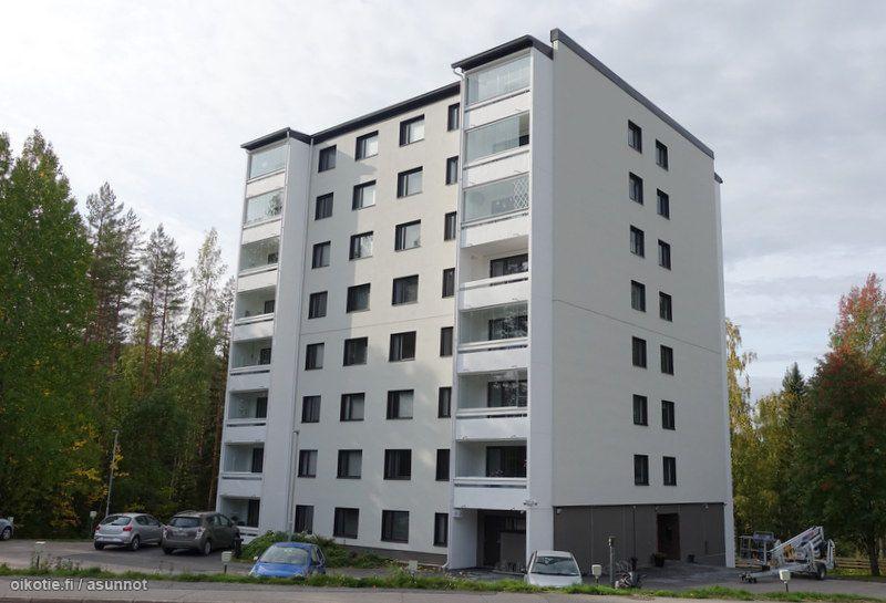 Vuokra-asunto yksiö Sienitie 3, 40640 Jyväskylä