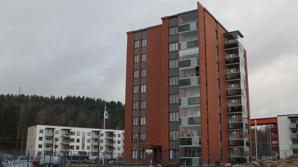 Vehkakuja 18, 40700 Jyväskylä (Savela)