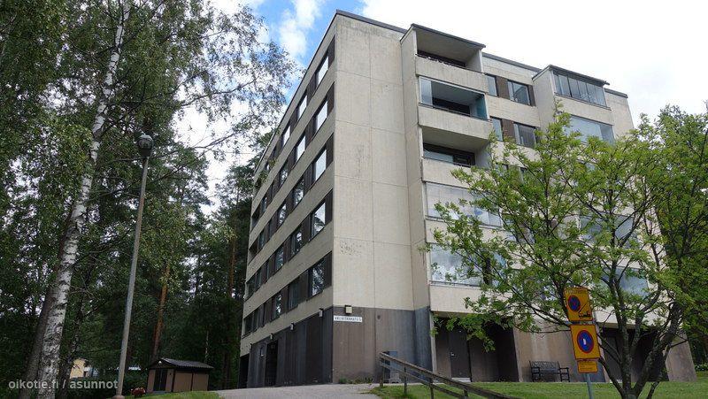 Vuokra-asunto yksiö Väliaitankatu 5 A, 40320 Jyväskylä