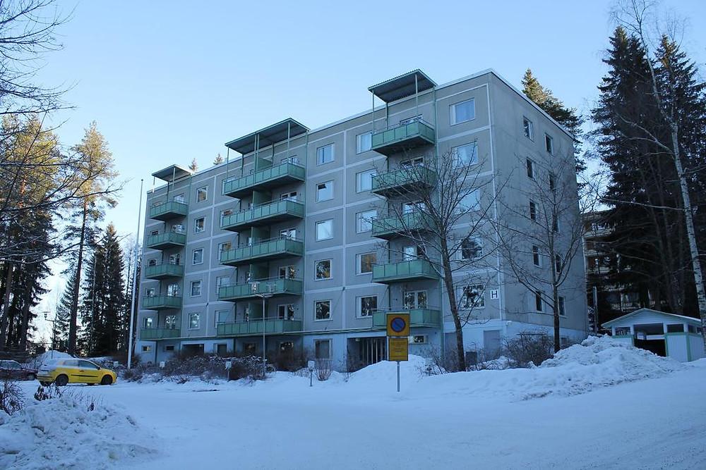 Vuokra-asunto Helokantie 5 H, 40640 Jyväskylä