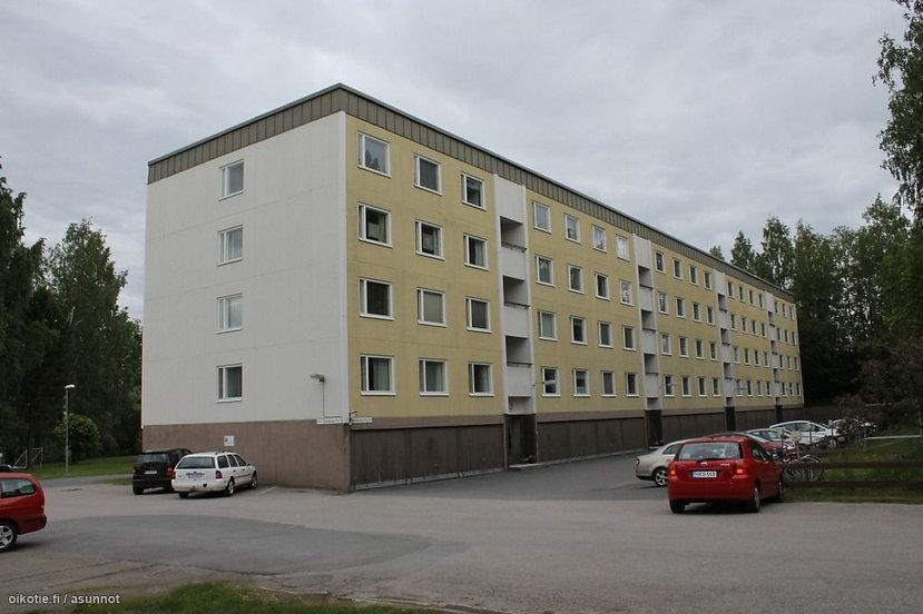 Taitoniekantie 13 D, Kortepohja, Jyväskylä