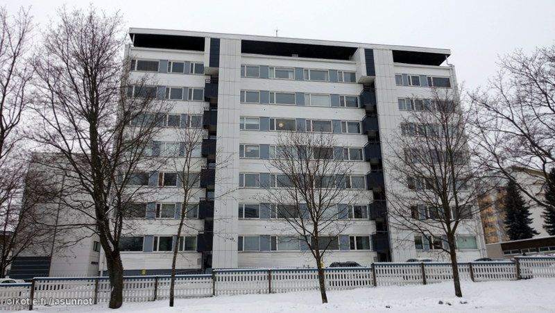 Vuokra-asunto kaksio Vapaudenkatu 67 B, 40100 Jyväskylä