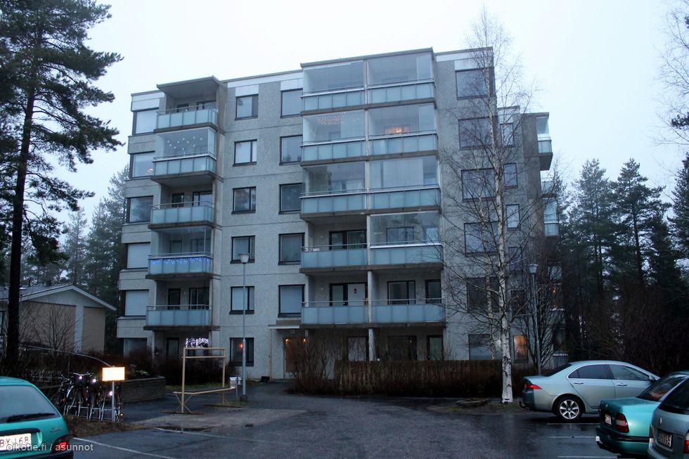 Vuokra-asunto Kaksio Pupuhuhdantie 26, 40340 Jyväskylä