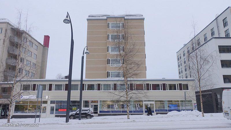 Yliopistonkatu 42, 40100 Jyväskylä