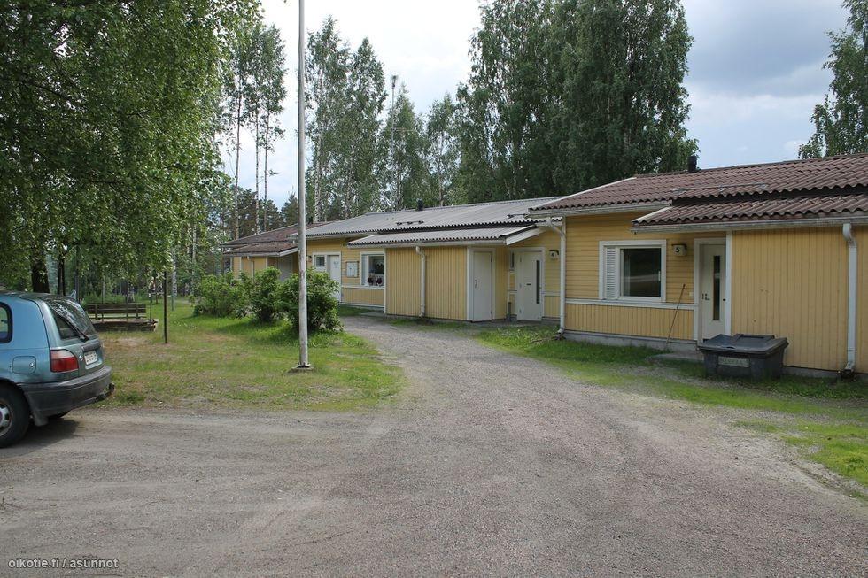 Vuokra-asunto kaksio Korpiahontie 13, 41800 Jyväskylä