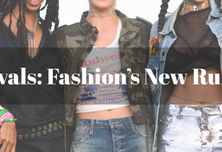 Festivals: Fashion's New Runway