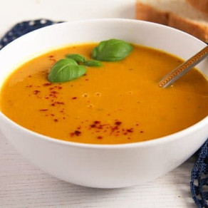 Sweet Potato & Carrot Soup