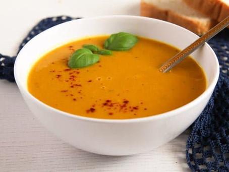 Sweet Potato & Carrot Soup