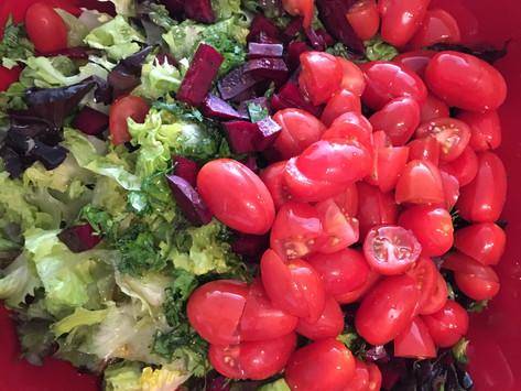 Nadine's Postpartum Salad