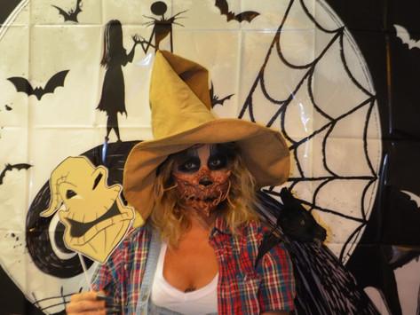 DIY Preggo Halloween Costume Under $50