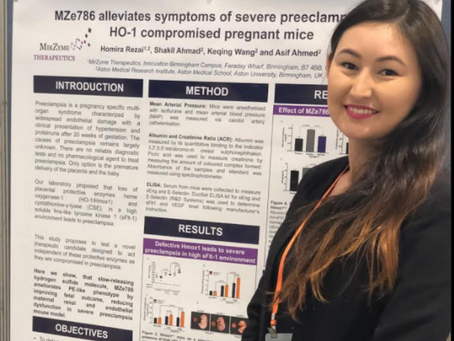 Scientists at MirZyme have developed a breakthrough 'miracle' cure for preeclampsia