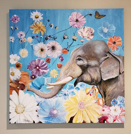 Elephant Bloom