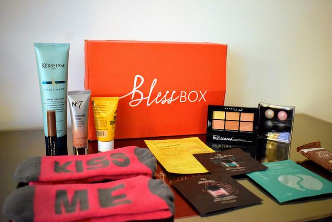 Bless Box: Summer Retreat