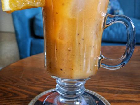 Orange Juice with a Few Twists