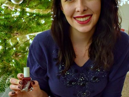 Christmas Nails at Home