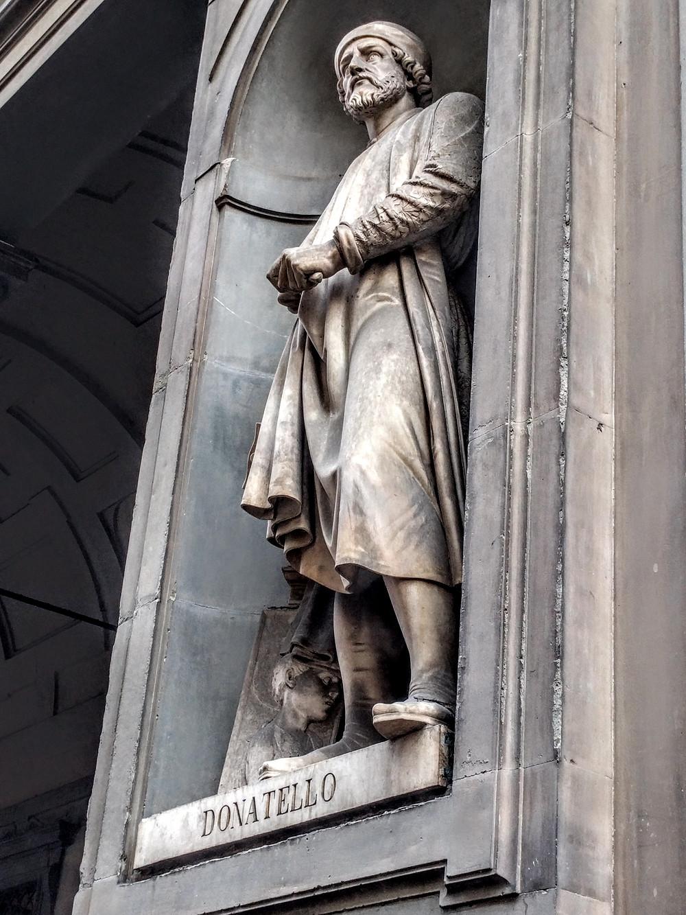 Uffizi Gallery (Florence, Italy)