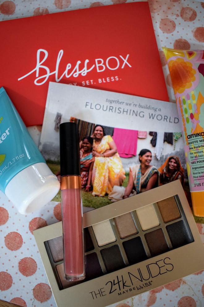 Bless Box: Flashback to February