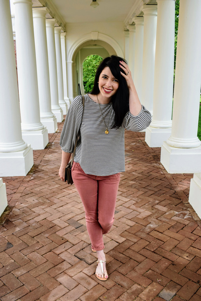 A Style Diary: Anthropologie at University of Virginia