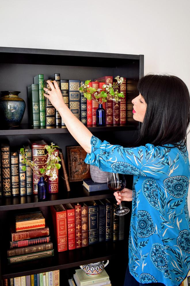 5 Ways to Reinvent Your Bookshelf