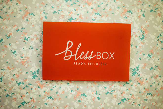 January Bless Box: New Year, New You