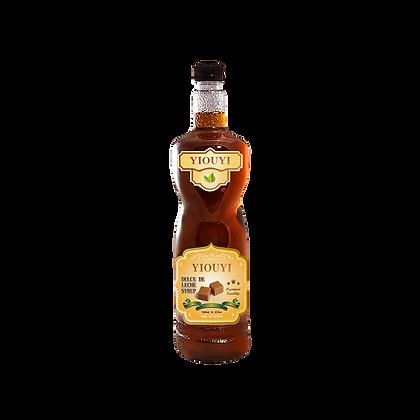 Dulce De Leche Syrup