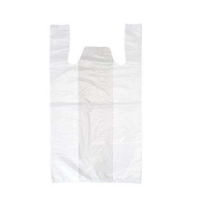 Transparent Carrier Bag