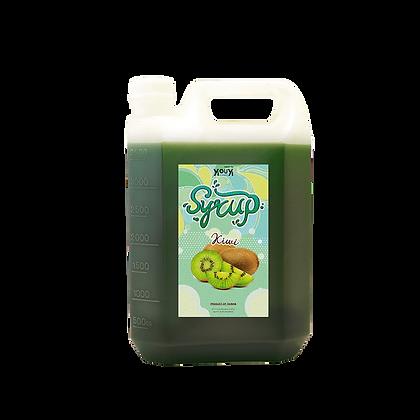 Kiwi Fruit Syrup