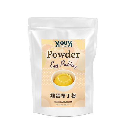 Egg Pudding Powder Mix