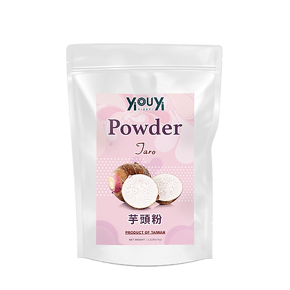 Taro Root Powder Mix